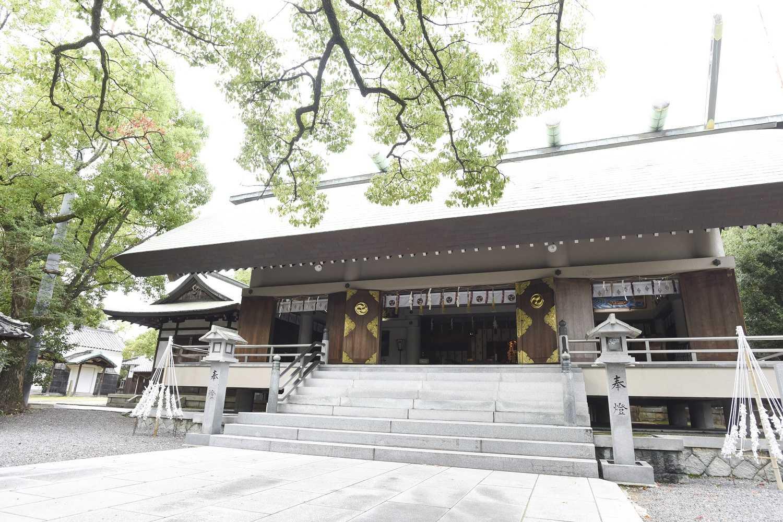 シェルエメールの提携している神社