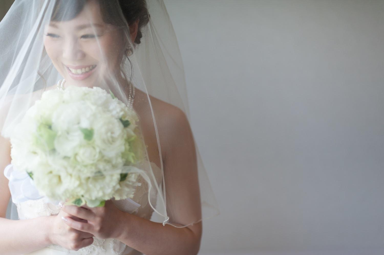 香川県の結婚式場シェルエメールの新婦のイメージ写真