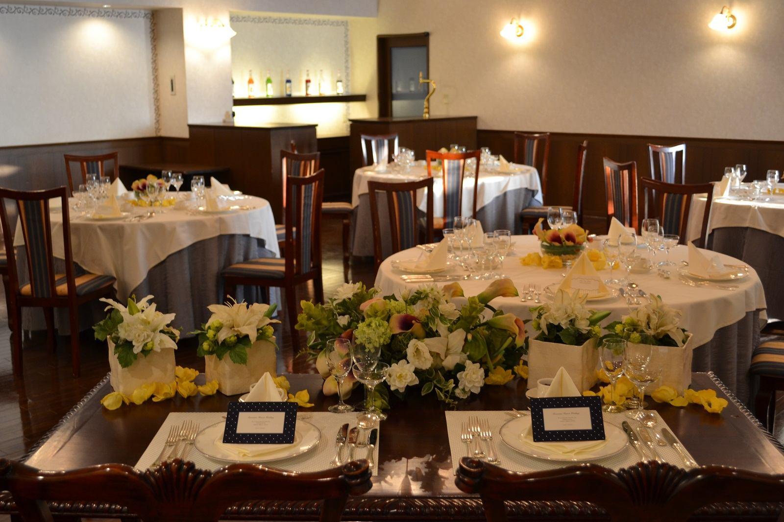 香川県の結婚式場シェルエメールの少人数婚