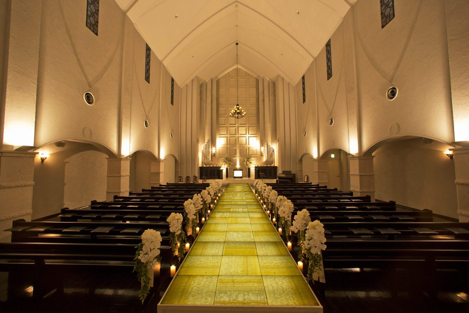 香川県の結婚式場シェルエメール&のチャペル