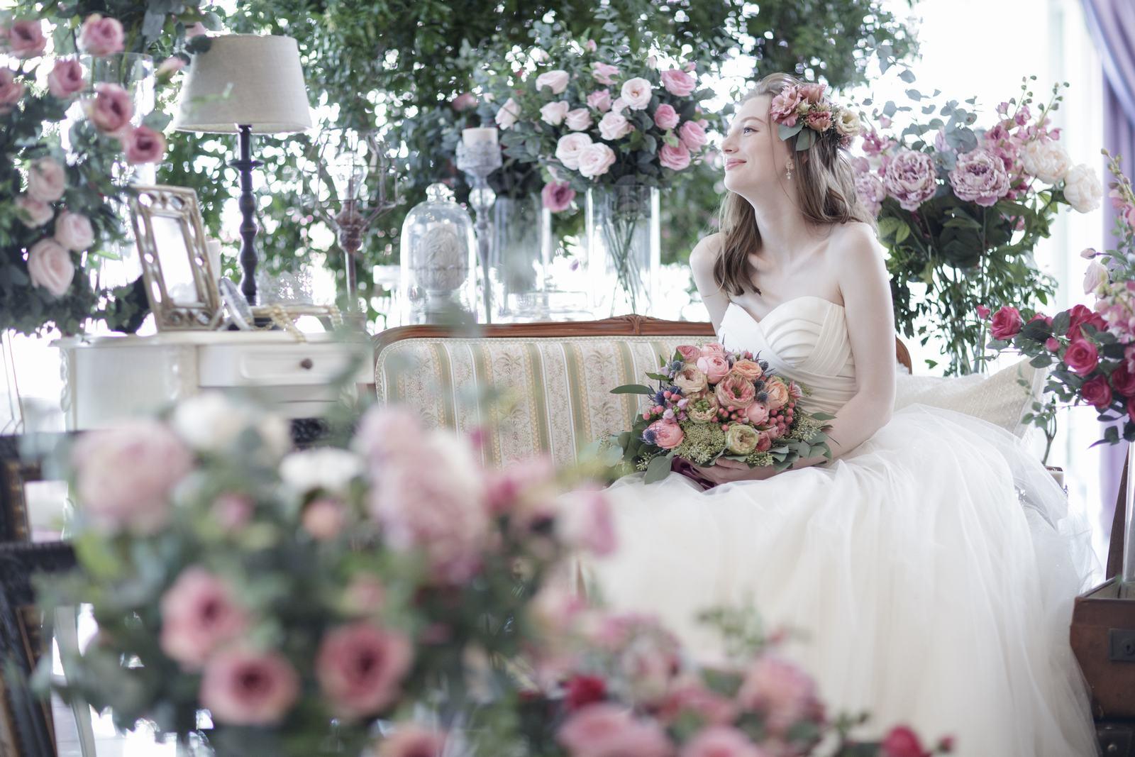 香川県高松市結婚式場シェルエメール&アイスタイルの会場