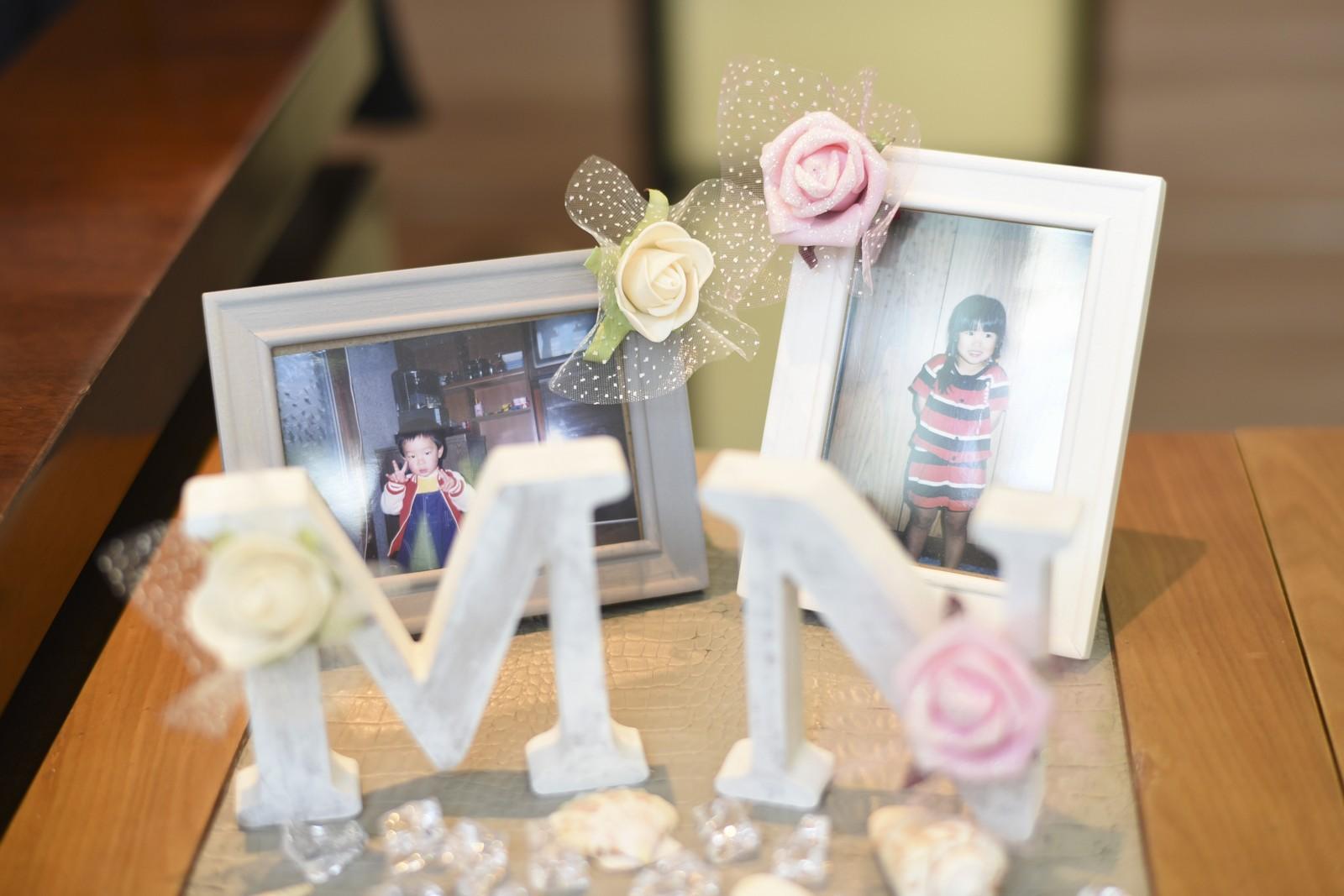 香川県の結婚式場シェルエメールの結婚式の受付グッズ