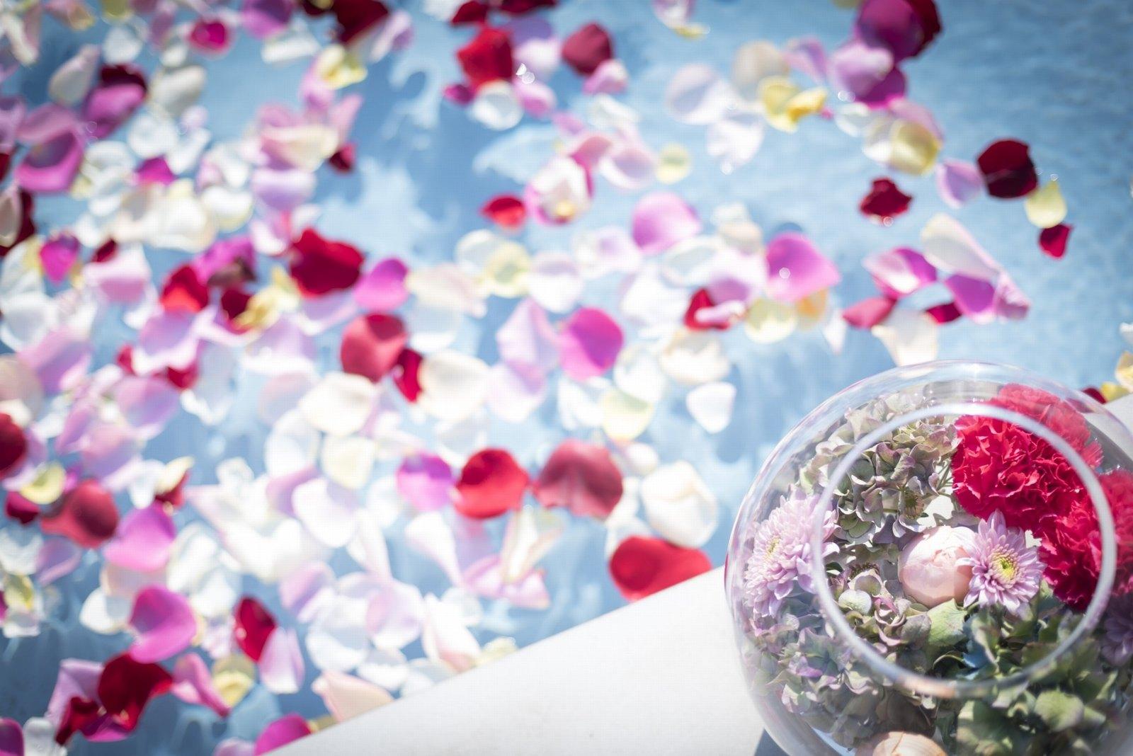 香川県の結婚式場シェルエメール&アイスタイルのガーデン