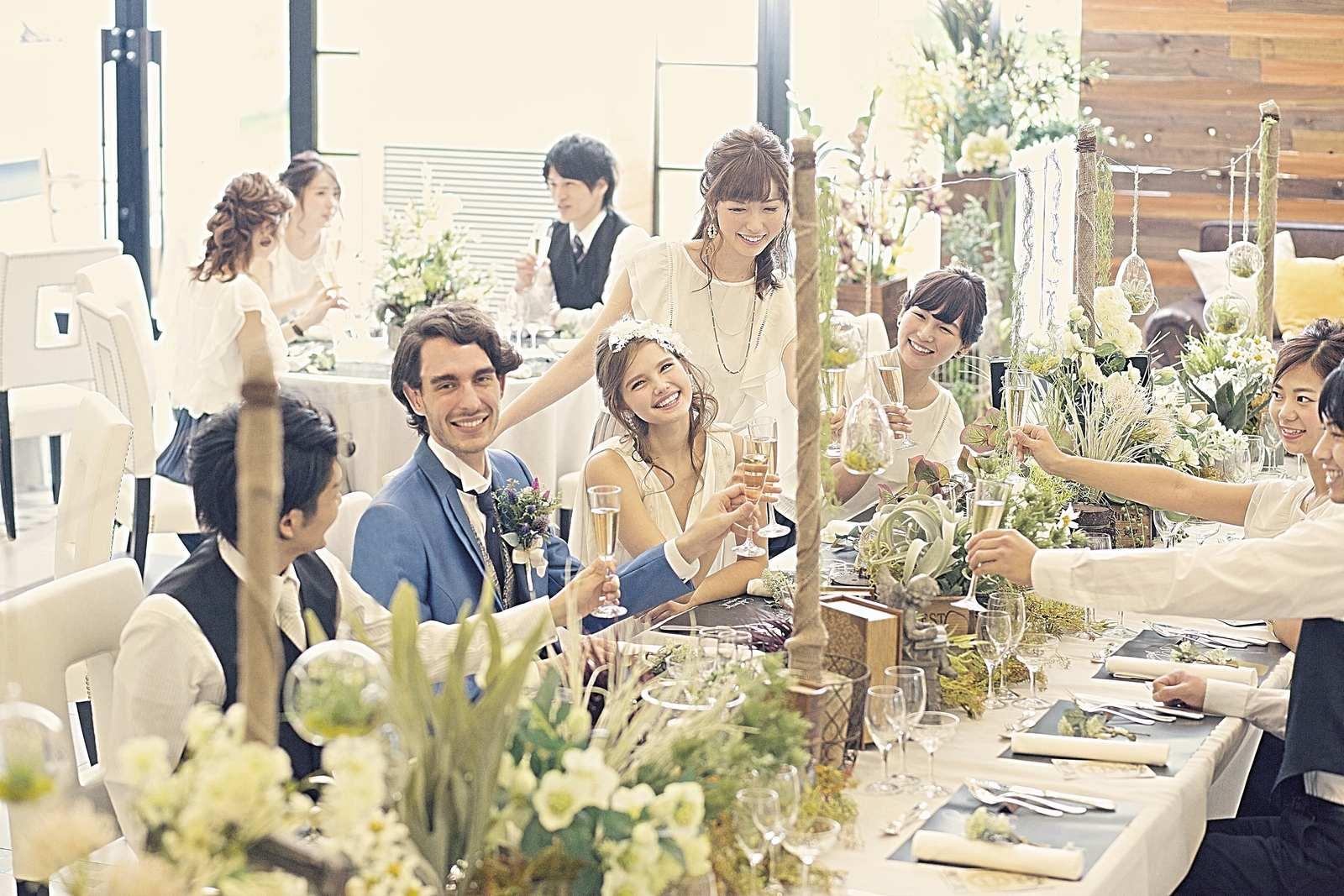 香川県の結婚式場アイスタイル