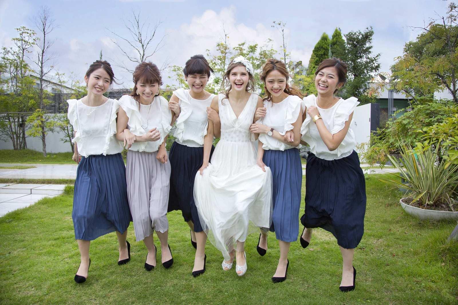 香川県の結婚式場アイスタイルのガーデン