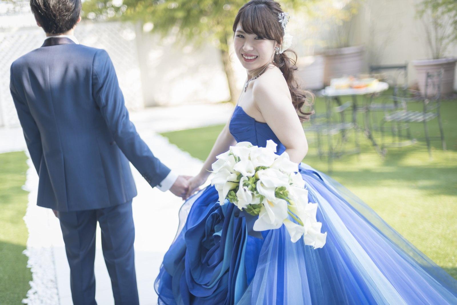 香川県の結婚式場シェルエメール&アイスタイルのドレス