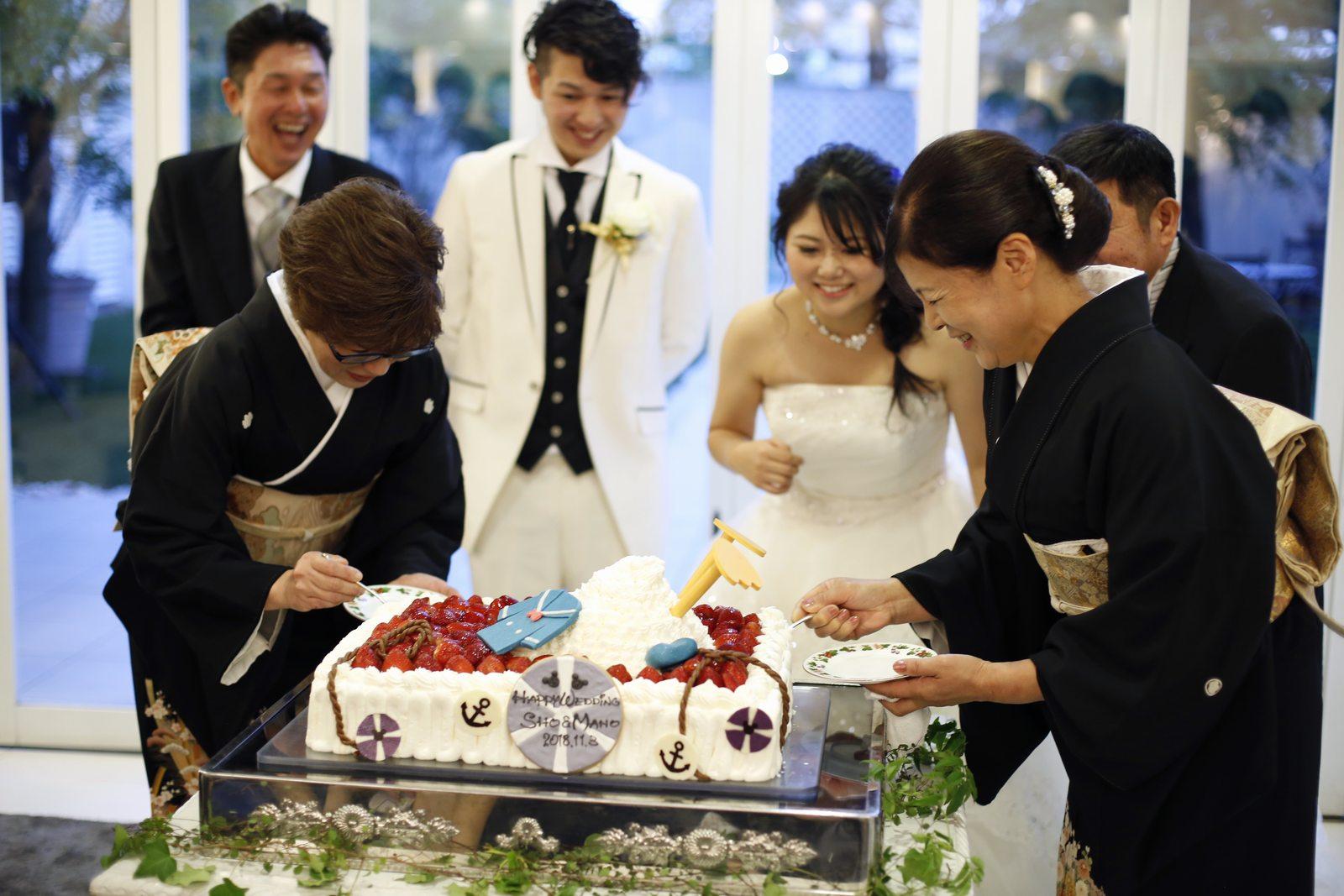 香川県高松市の結婚式場シェルエメール&アイスタイル ファーストバイト