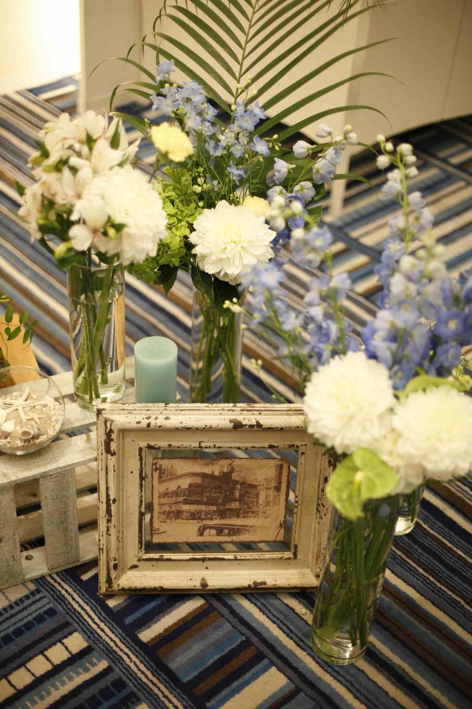 香川県高松市の結婚式場シェルエメール&アイスタイル 会場装飾