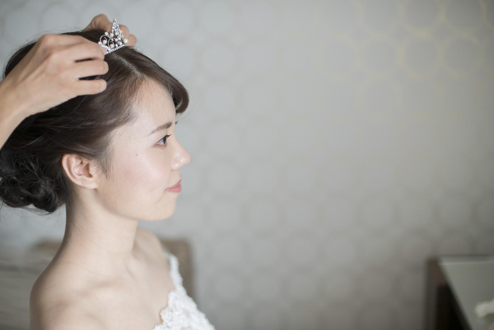 香川県の結婚式場シェルエメール&アイスタイル メイクセット