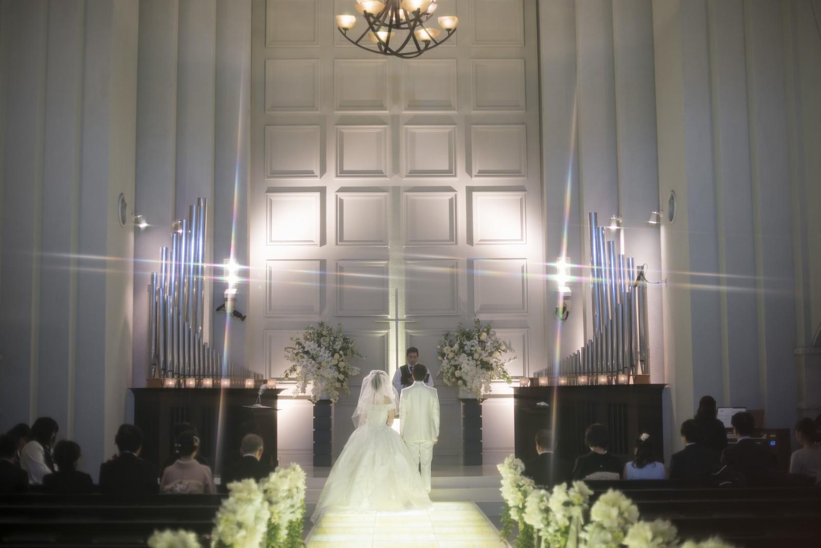 香川県の結婚式場シェルエメール&アイスタイル チャペル