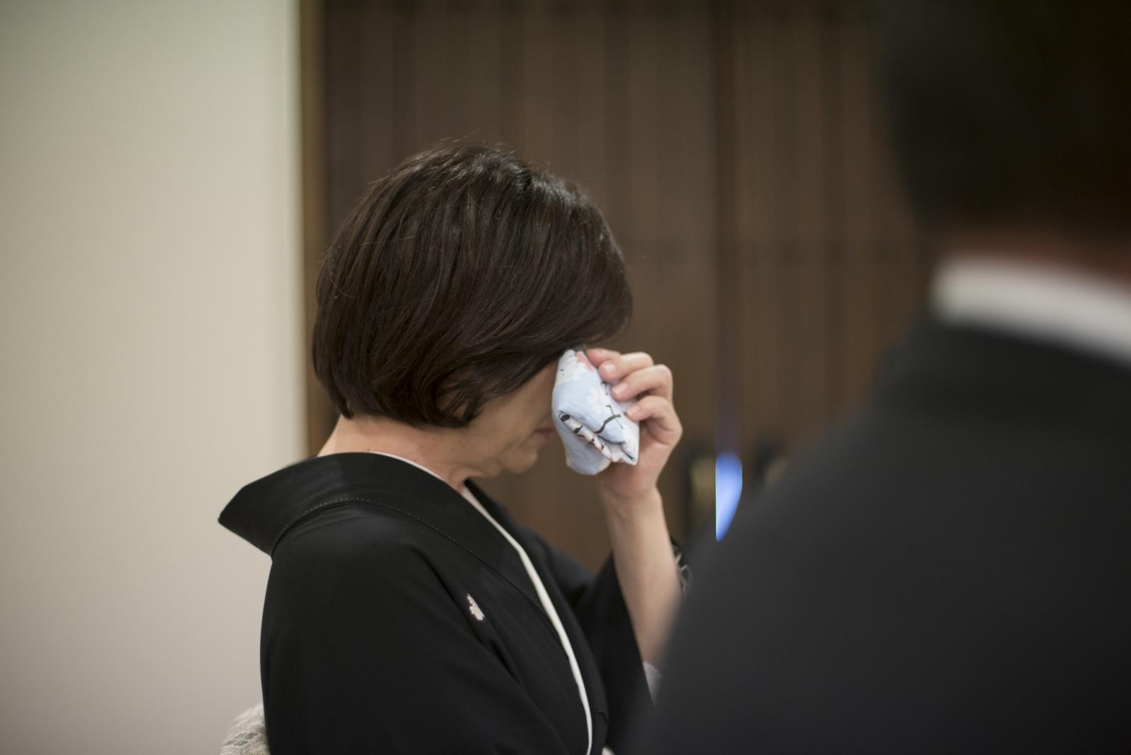 香川県の結婚式場シェルエメール&アイスタイル お母様