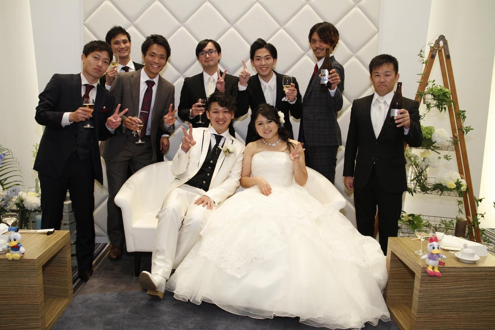 香川県高松市の結婚式場シェルエメール&アイスタイル メイン写真