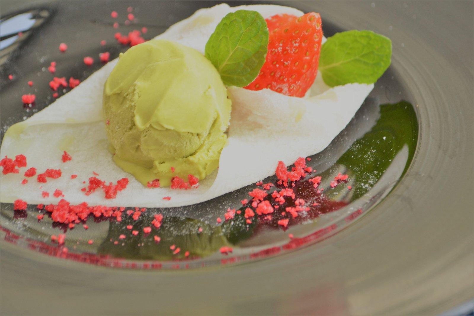 香川県の結婚式場シェルエメールの料理