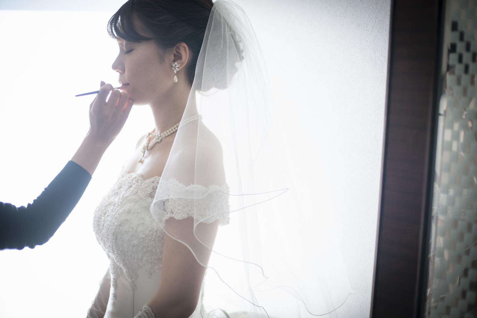香川県の結婚式場シェルエメール&アイスタイル メイクアップ