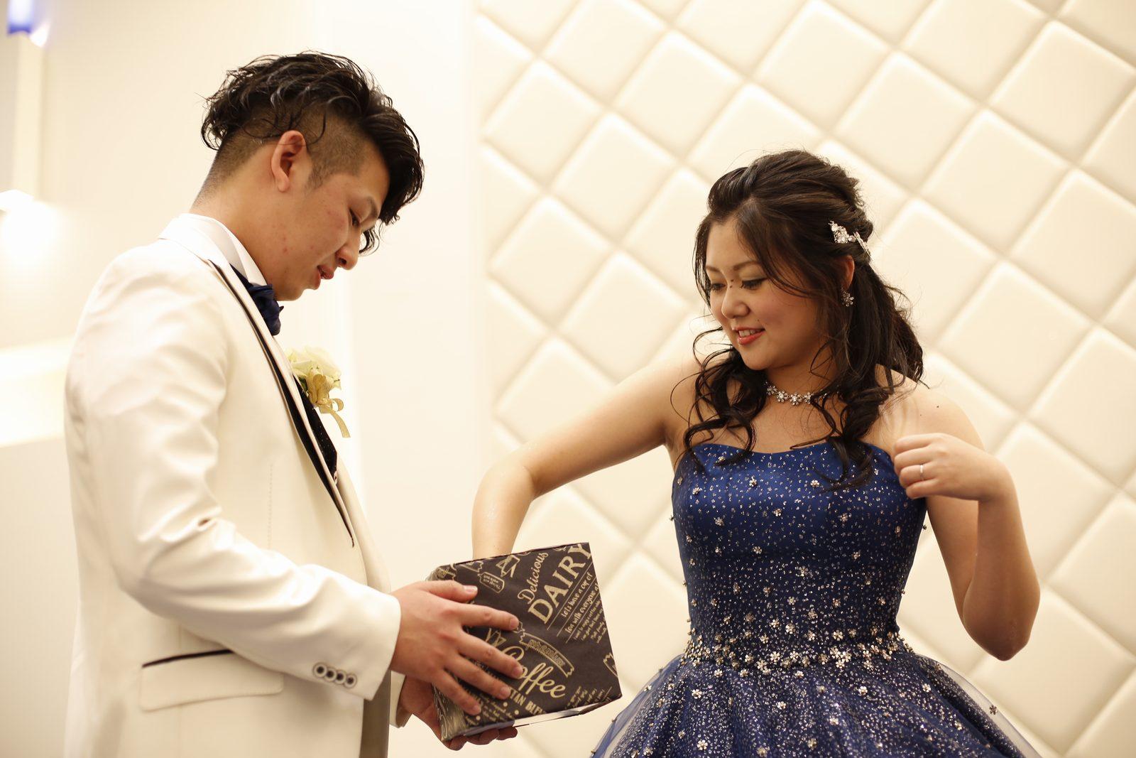 香川県高松市の結婚式場シェルメール&アイスタイル ドレス当てクイズ