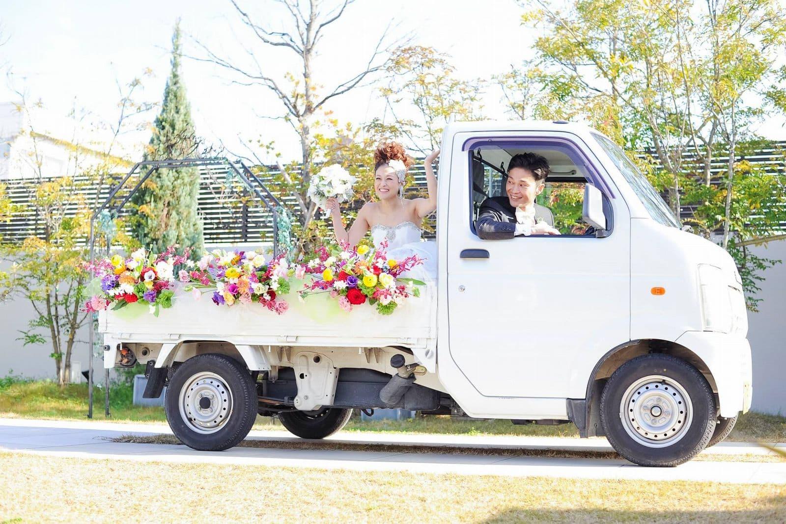 香川県高松市の結婚式場シェルエメール&アイスタイル 愛車