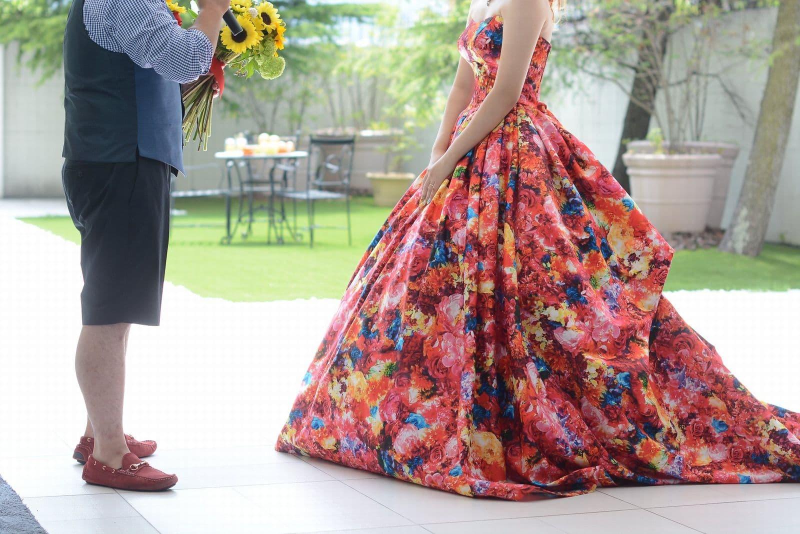 香川県高松市の結婚式場シェルエメール&アイスタイル ドレス
