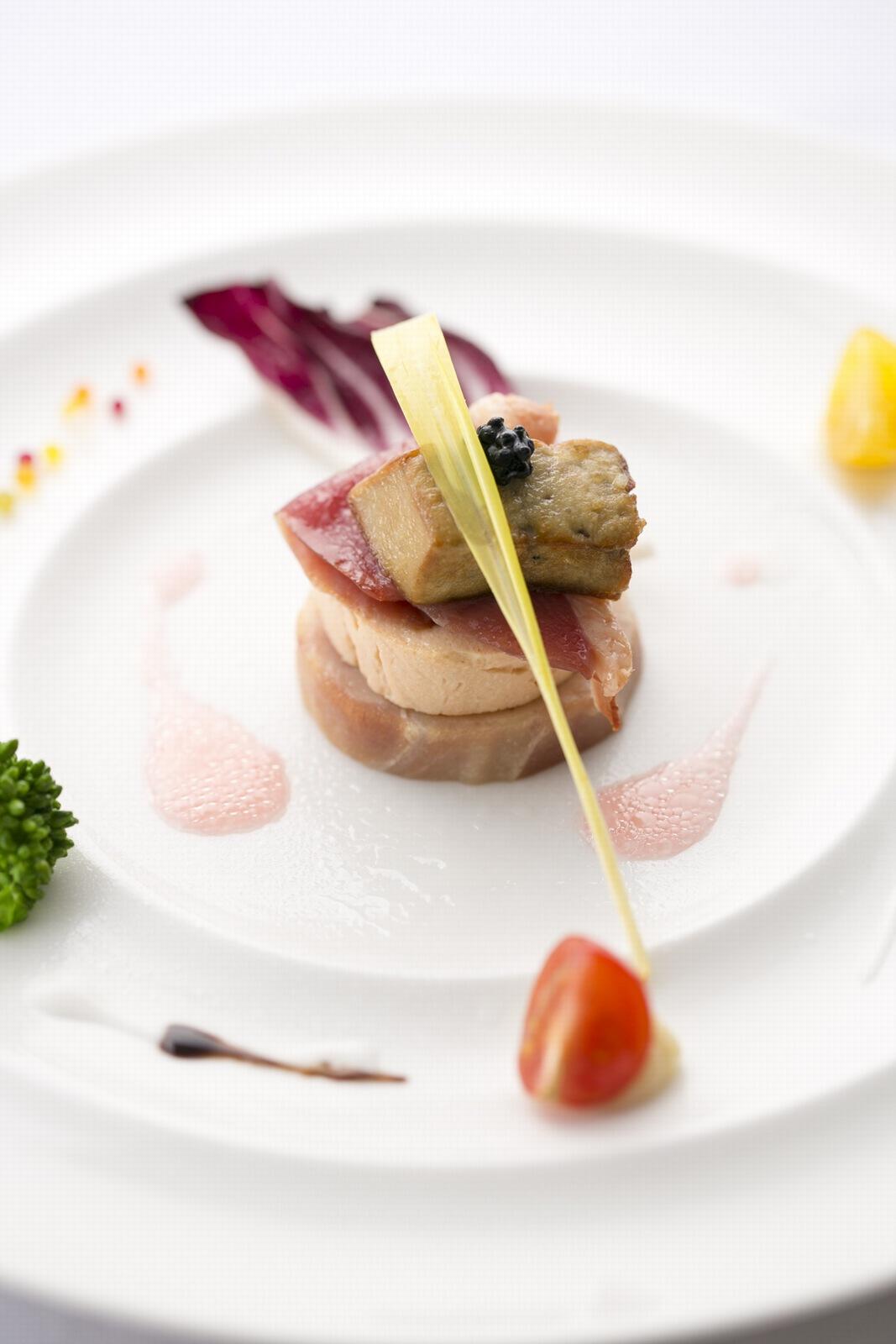 香川県高松市結婚式場シェルエメール&アイスタイルの料理