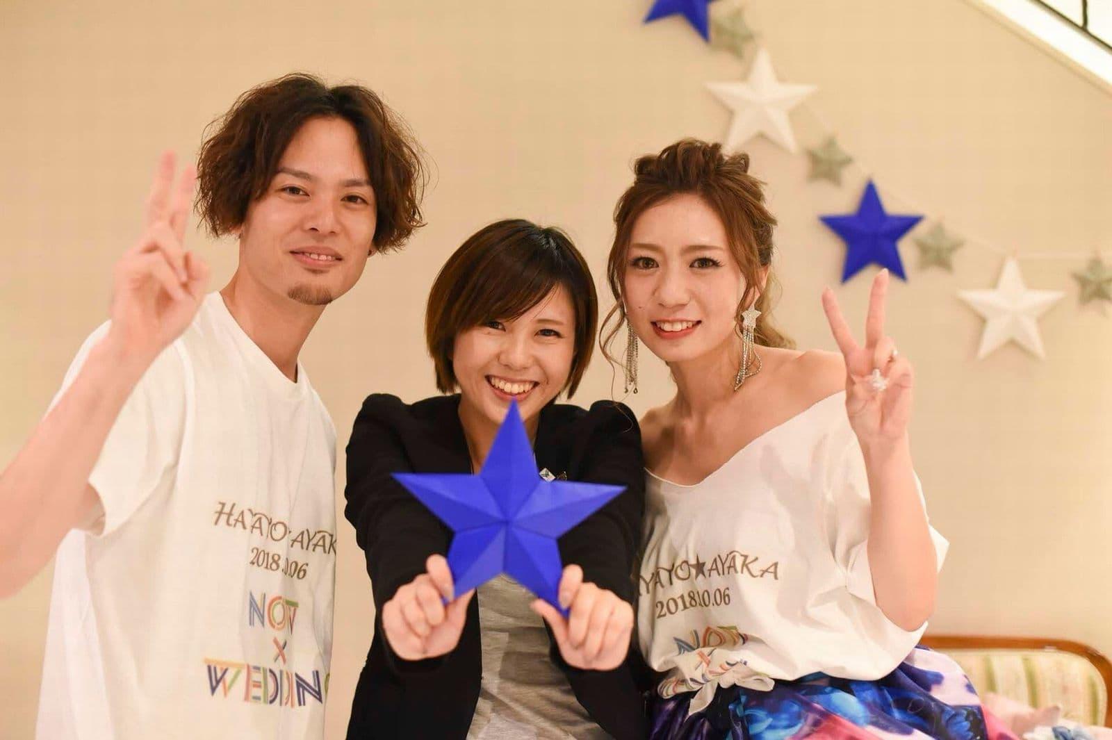 香川県高松市の結婚式場シェルエメール&アイスタイル 記念写真