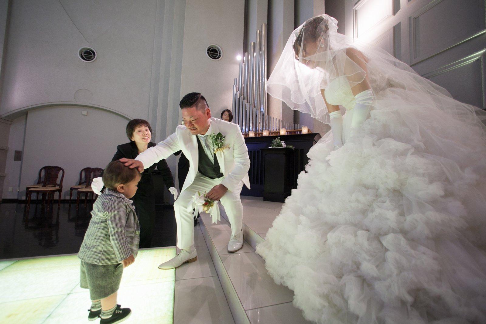 香川の結婚式場シェルエメール&アイスタイル リングボーイ