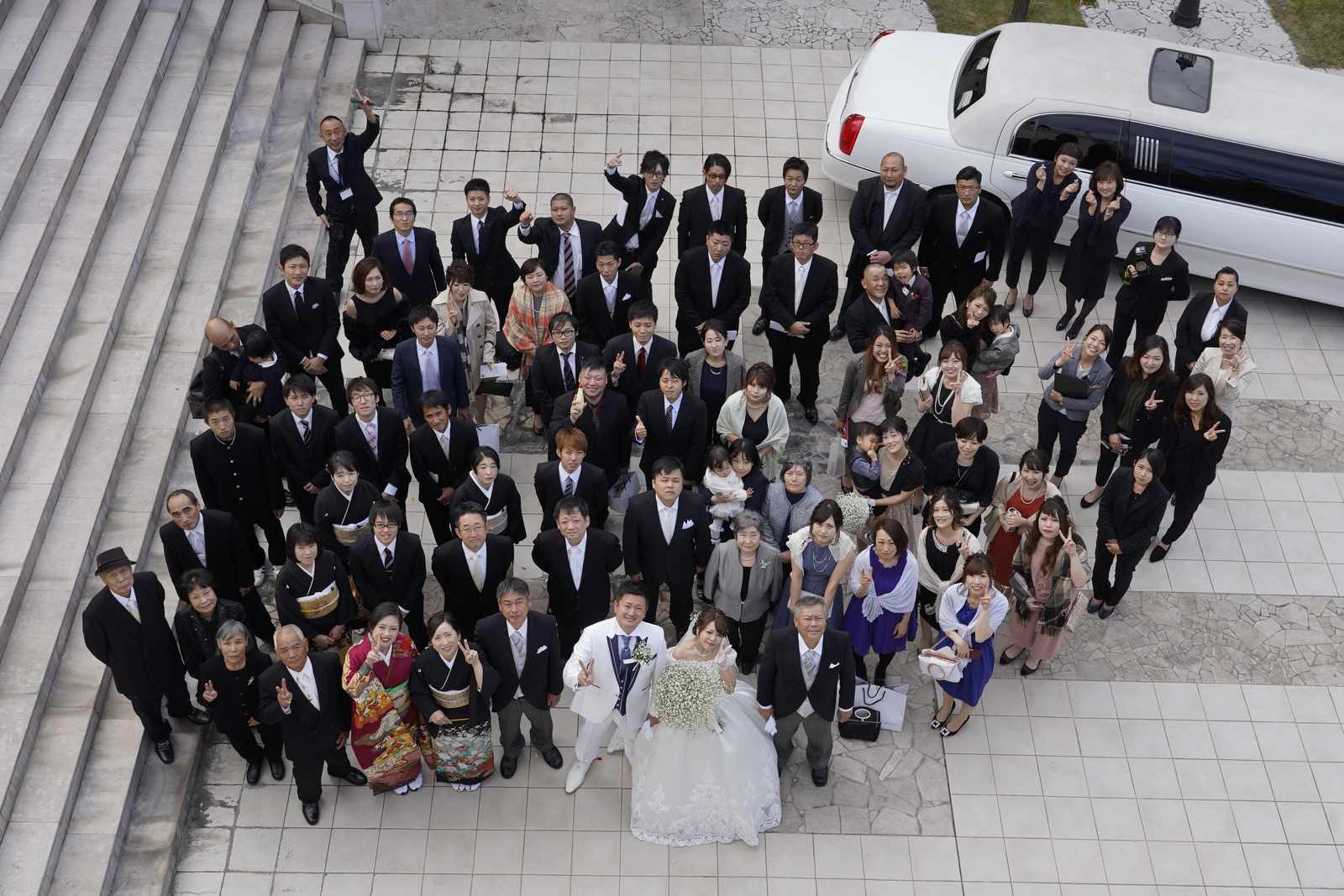 香川の結婚式場シェルエメール&アイスタイル スカイフォト