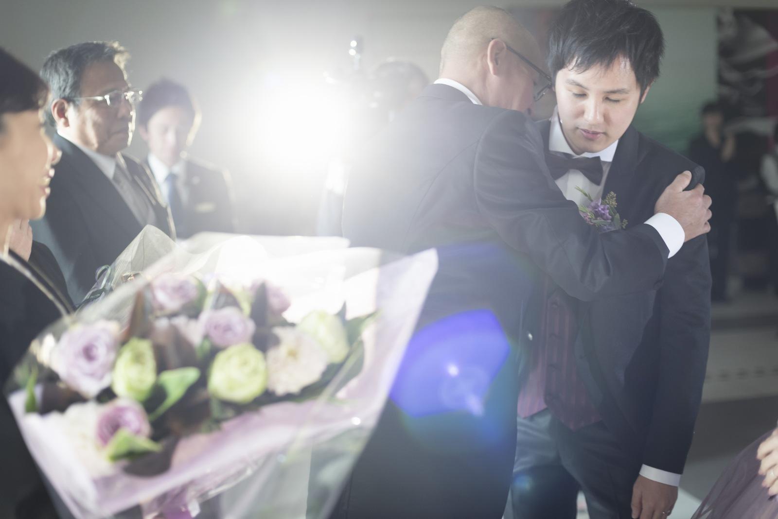 香川結婚式場シェルエメール&アイスタイル 花束贈呈
