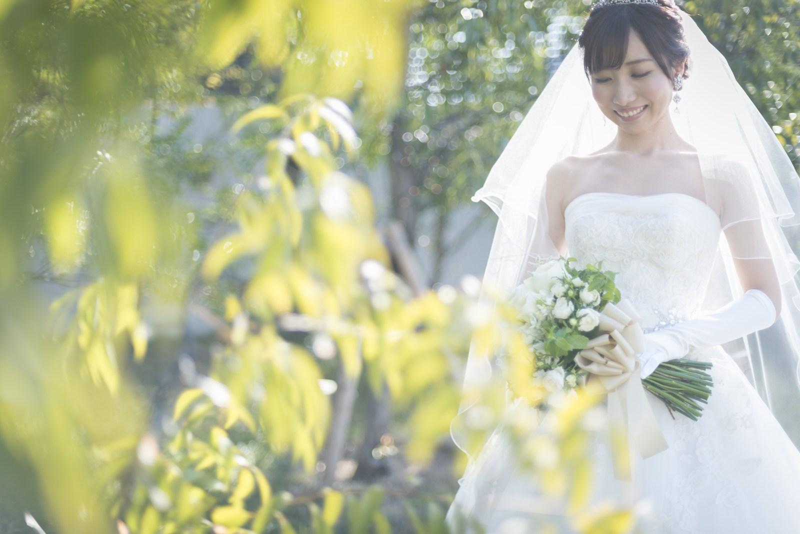 香川県の結婚式場シェルエメール&アイスタイル 花嫁