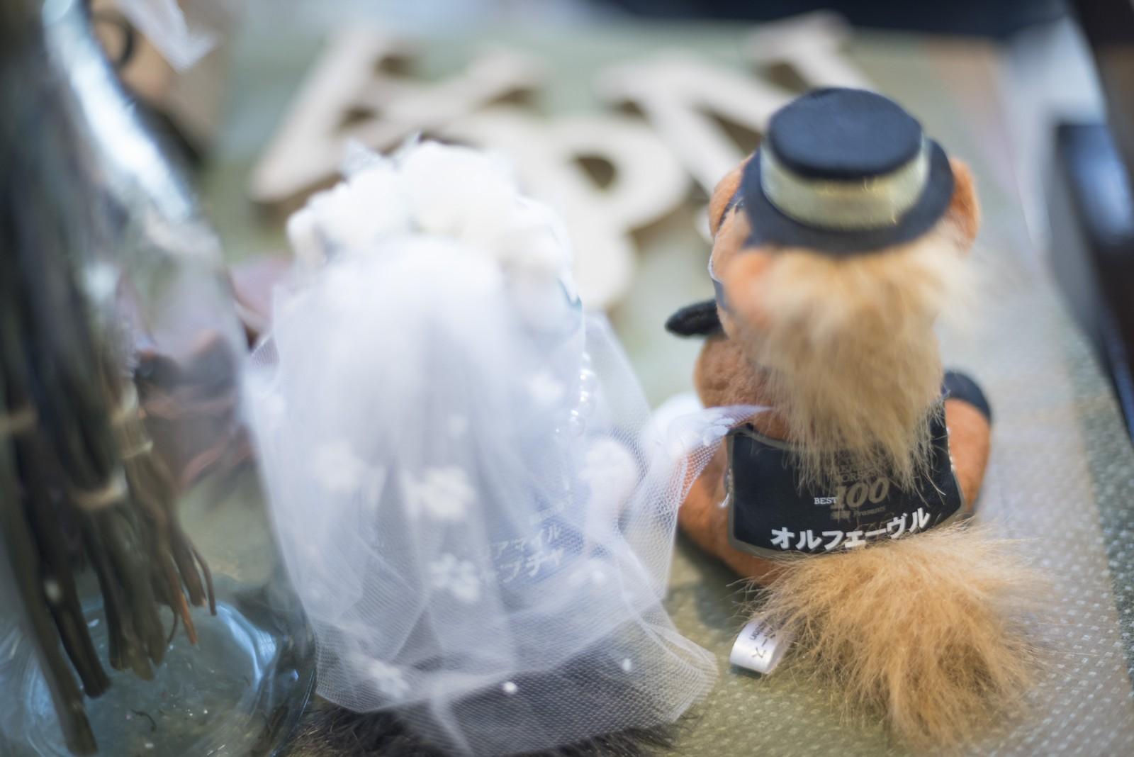 香川の結婚式場シェルエメール&アイスタイル ウェルカムグッズ