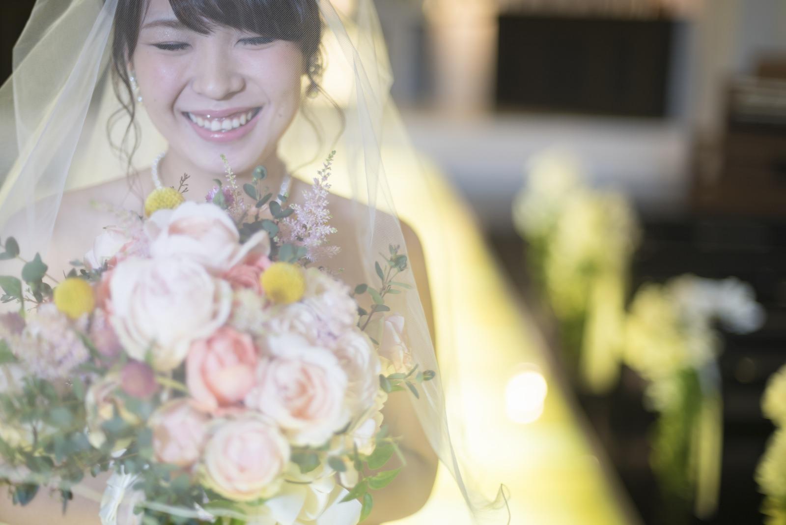 香川県高松市の結婚式場シェルエメール&アイスタイル 花嫁