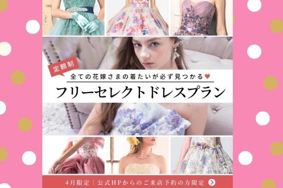 香川県高松市の結婚式場のシェルエメール&アイスタイルのドレスプランページです