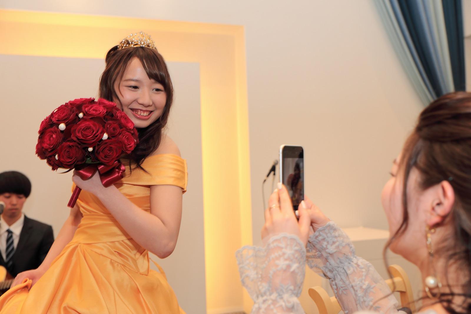 香川の結婚式場シェルエメール&アイスタイル フォトタイム