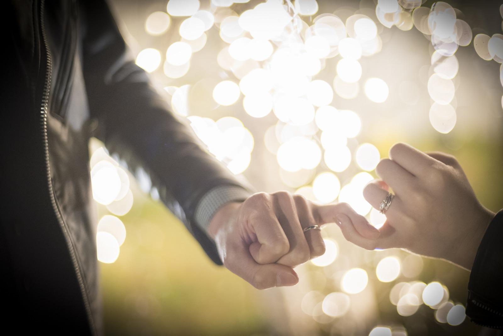 香川の結婚式場のシェルエメール&アイスタイルのイルミネーションが綺麗な結婚式