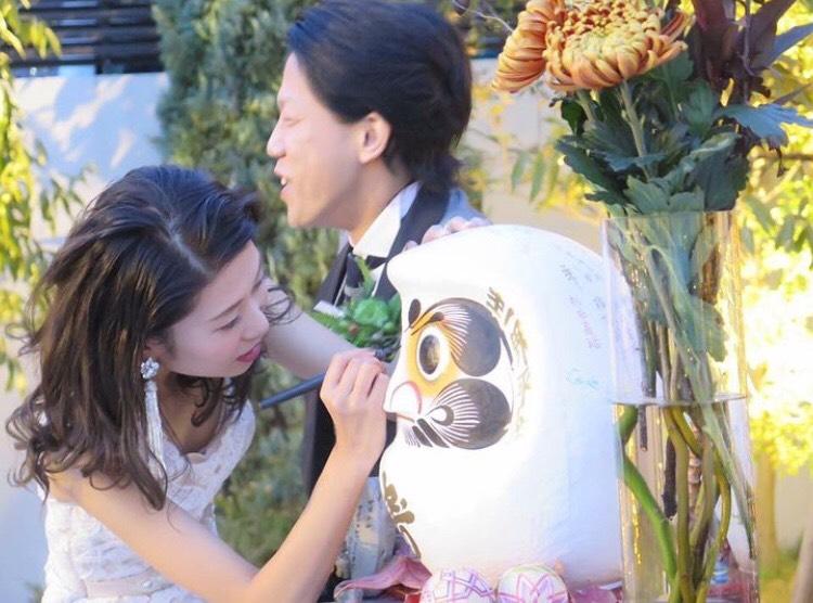 香川の結婚式場のシェルエメール&アイスタイルの和の演出