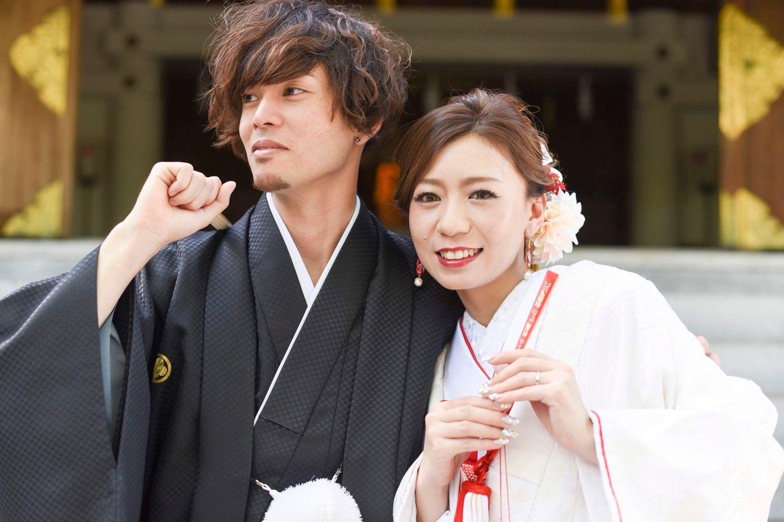 香川の結婚式場のシェルエメール&アイスタイルの神前式
