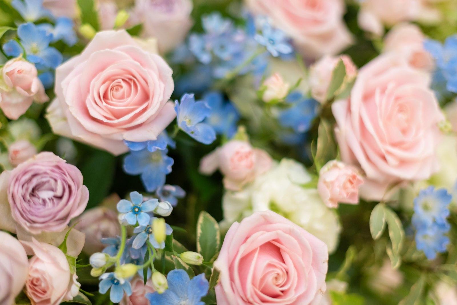 香川の結婚式場シェルエメール&アイスタイル 会場装花