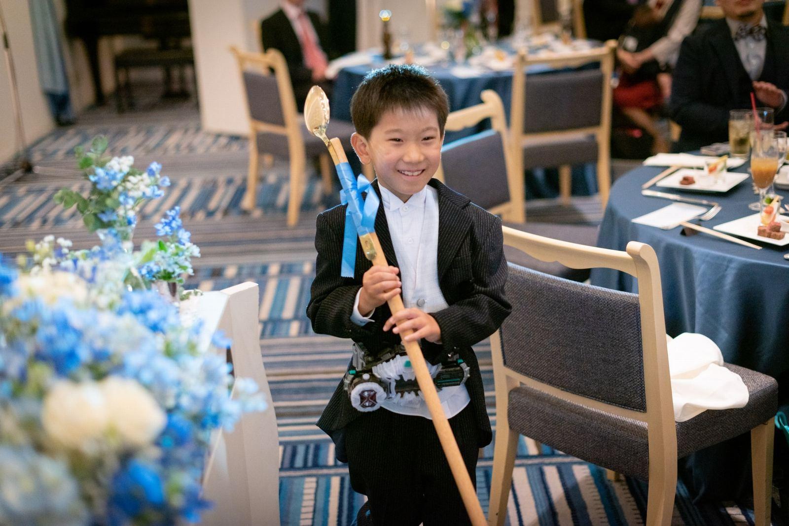 香川県の結婚式場シェルエメール&アイスタイル バイトグッズ