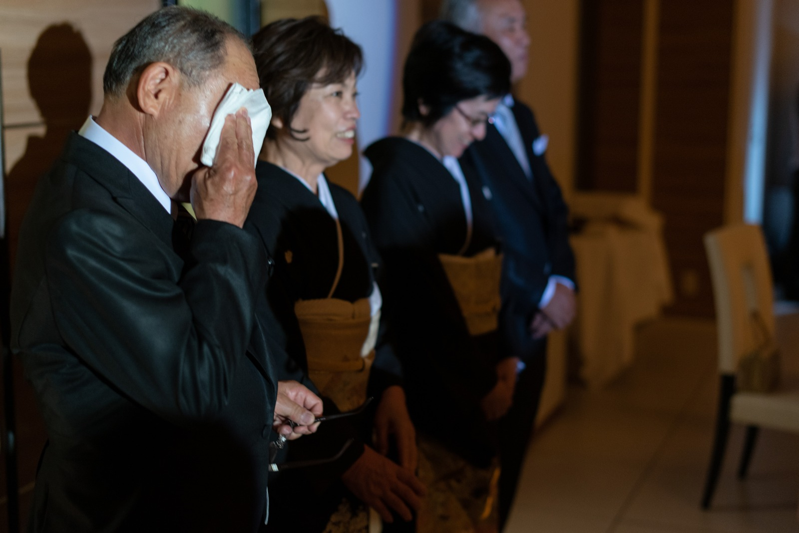 香川の結婚式場シェルエメール&アイスタイル 父
