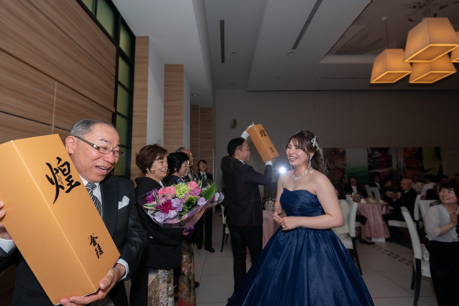 香川の結婚式場シェルエメール&アイスタイル 記念品贈呈