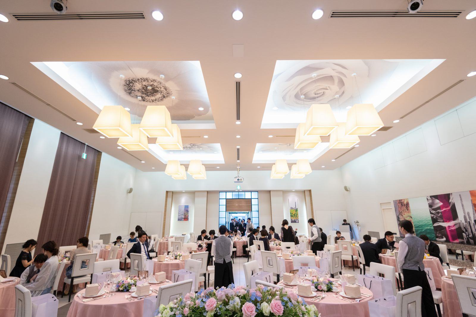 香川の結婚式場シェルエメール&アイスタイル 会場