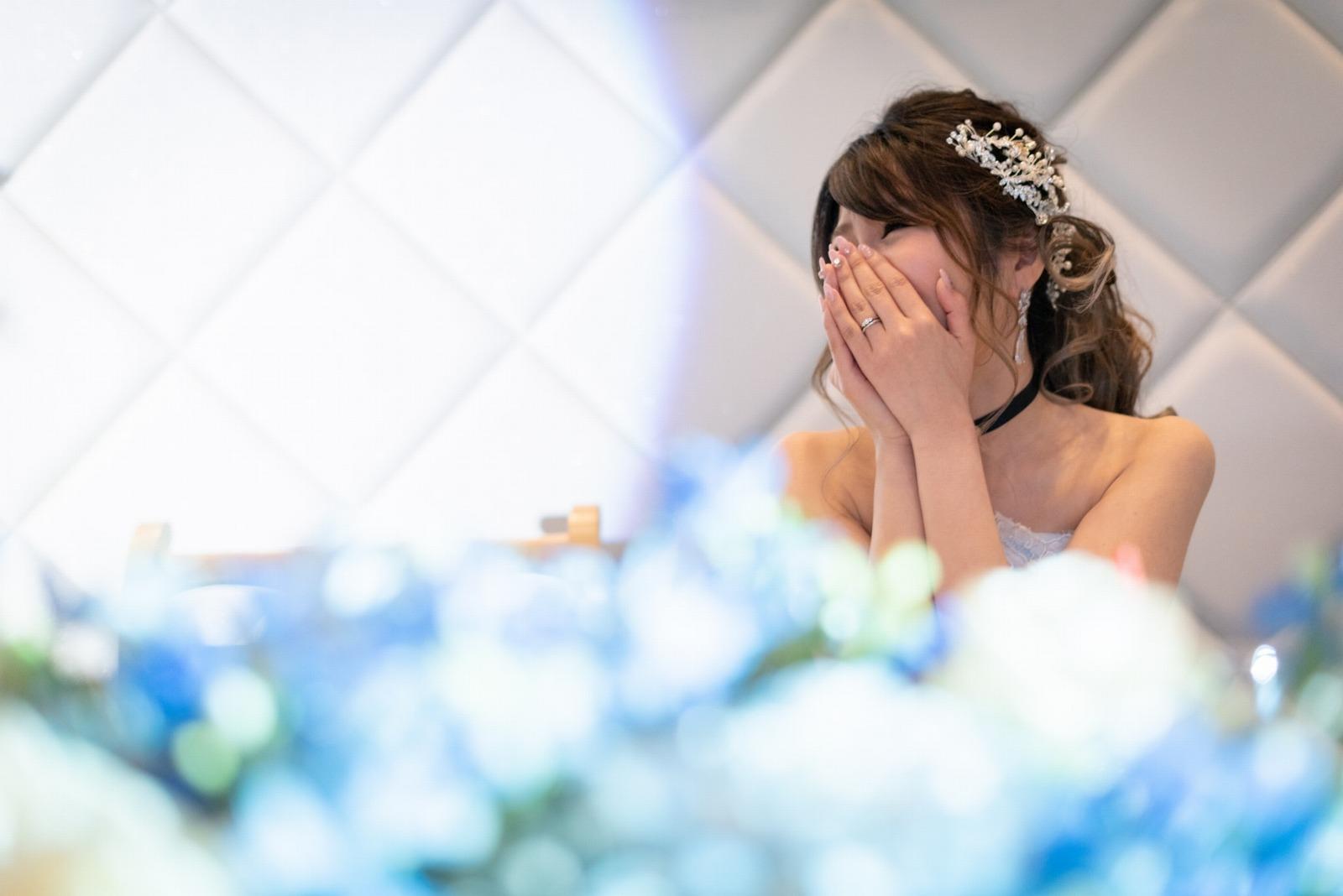 香川県の結婚式場シェルエメール&アイスタイル 新婦