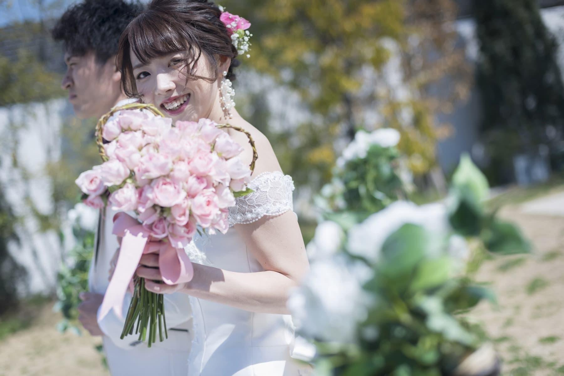 香川県高松市の結婚式場シェルエメール&アイスタイル 新郎新婦