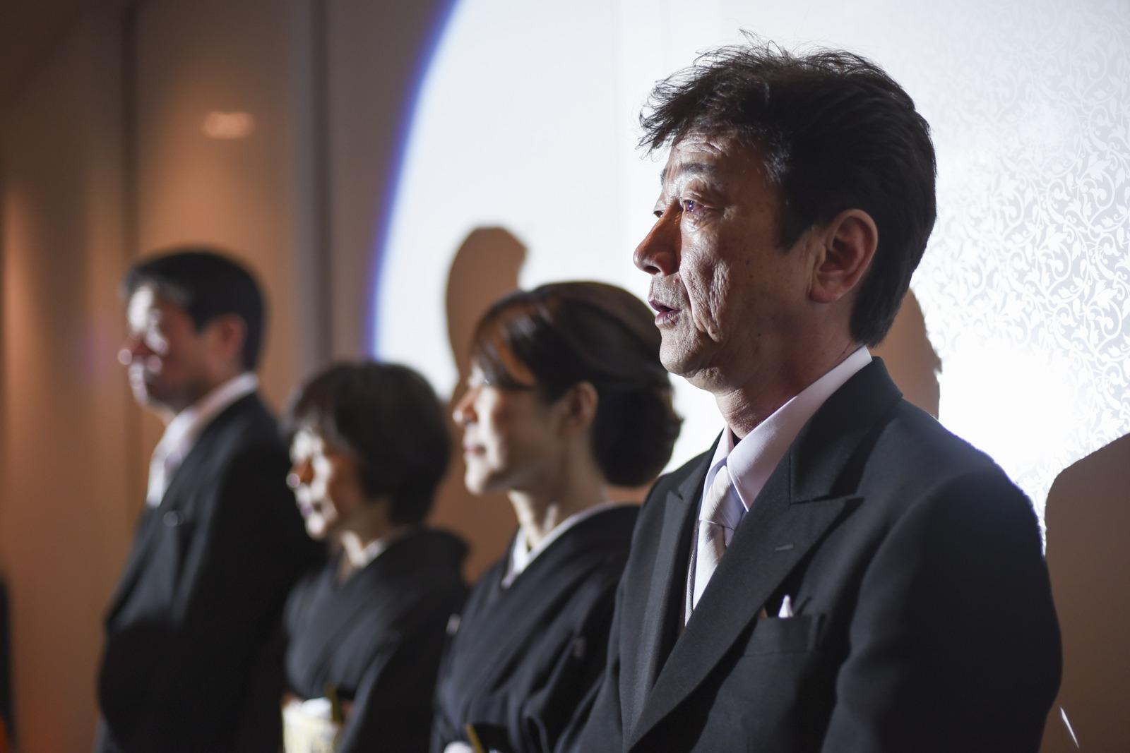香川県の結婚式場シェルエメール&アイスタイル 両親