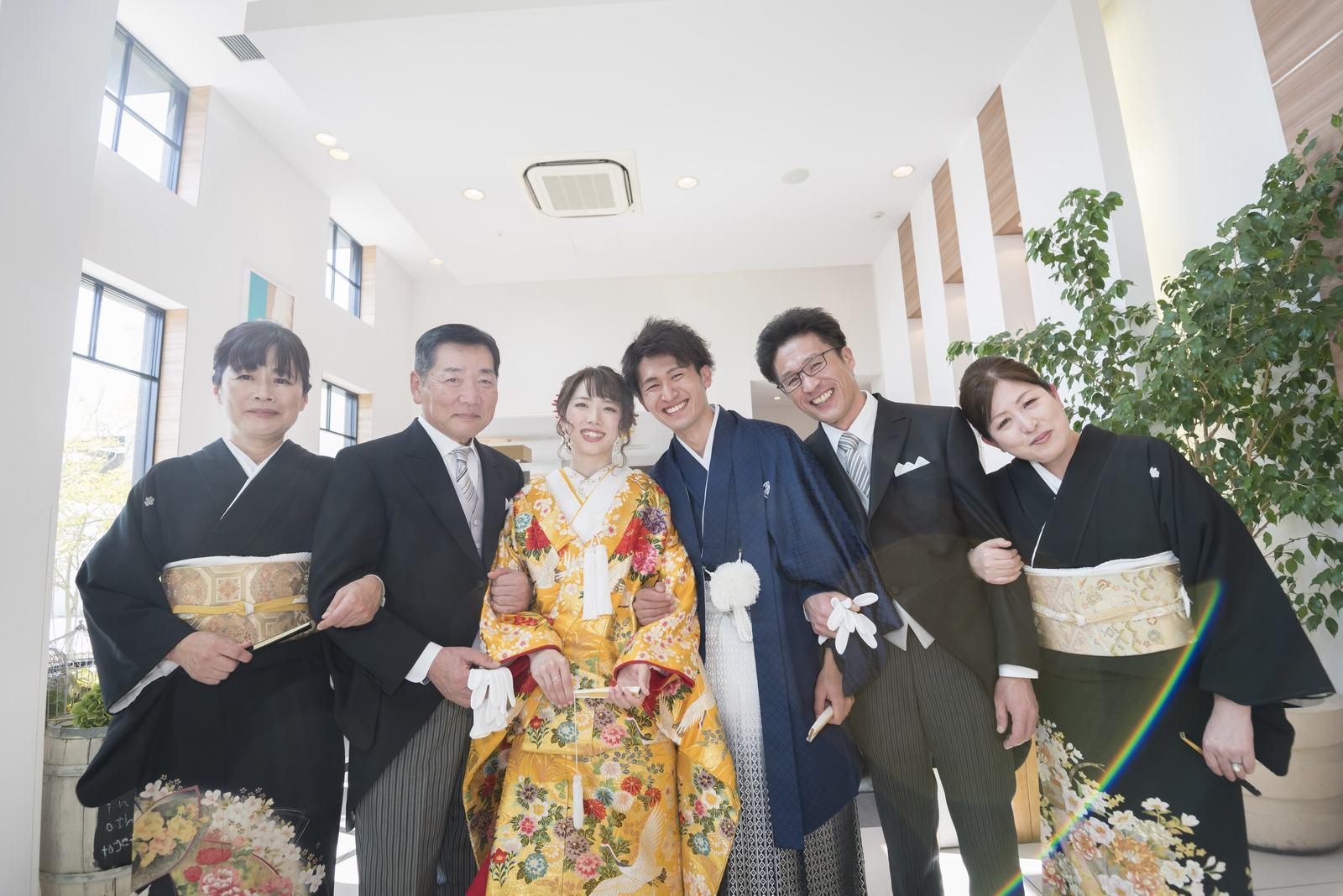 香川県の結婚式場シェルエメール&アイスタイル 両家