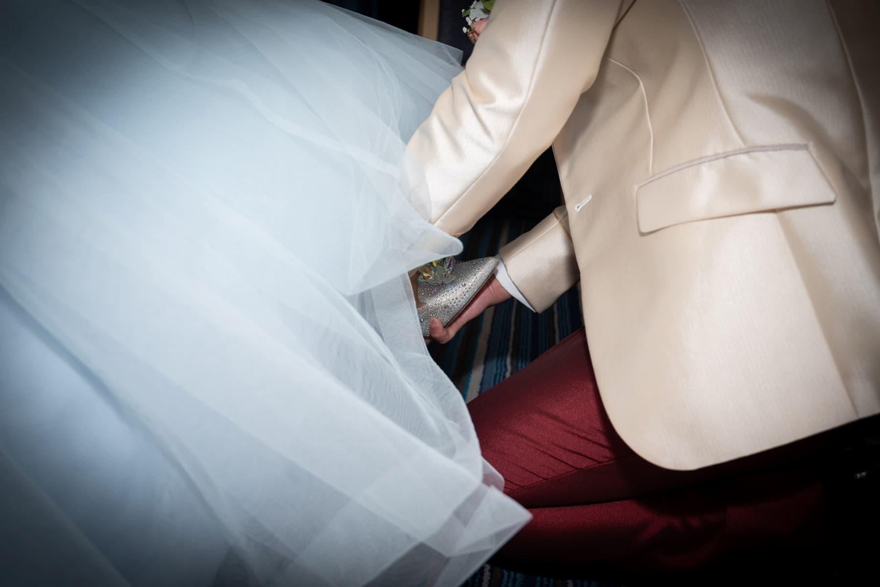 香川県高松市の結婚式場のシェルエメール&アイスタイルの新作ドレス