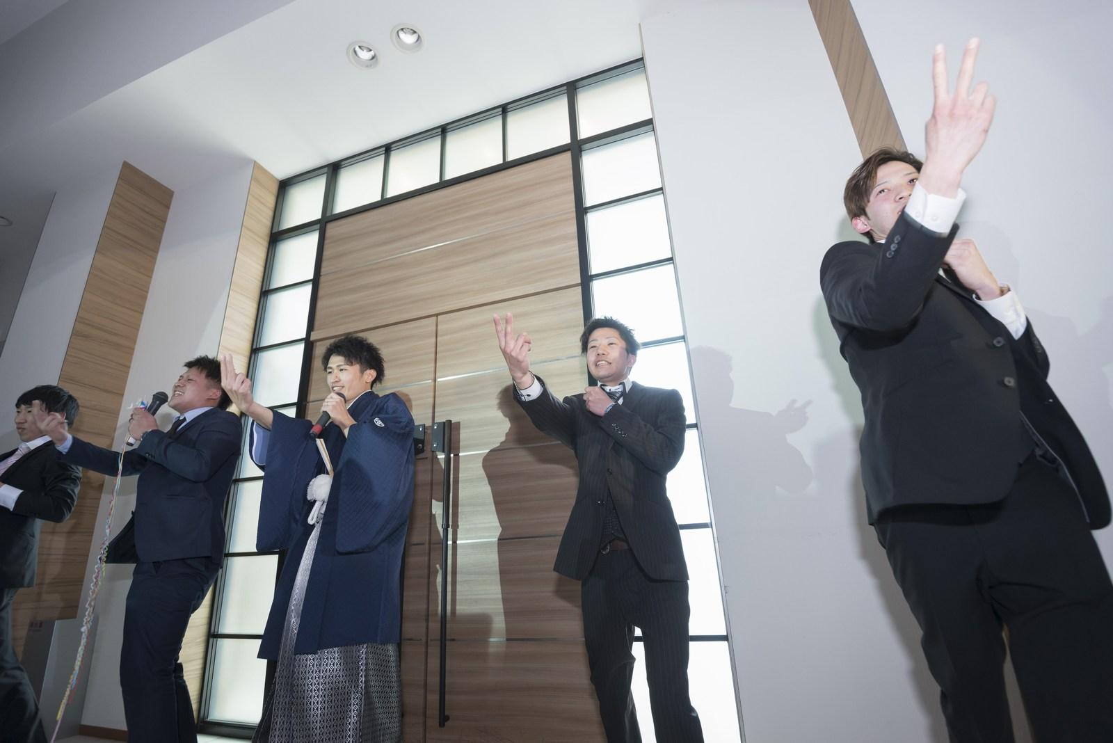 香川県の結婚式場シェルエメール&アイスタイル サプライズ