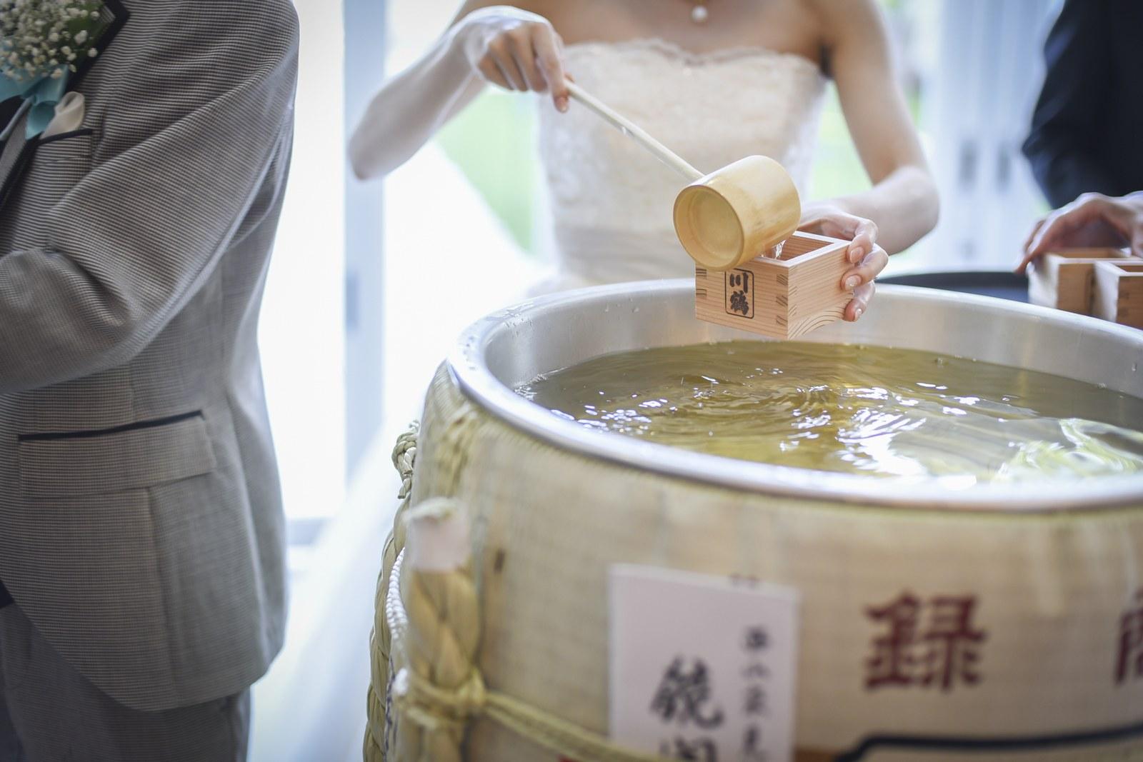 香川の結婚式場シェルエメール&アイスタイルで鏡開き