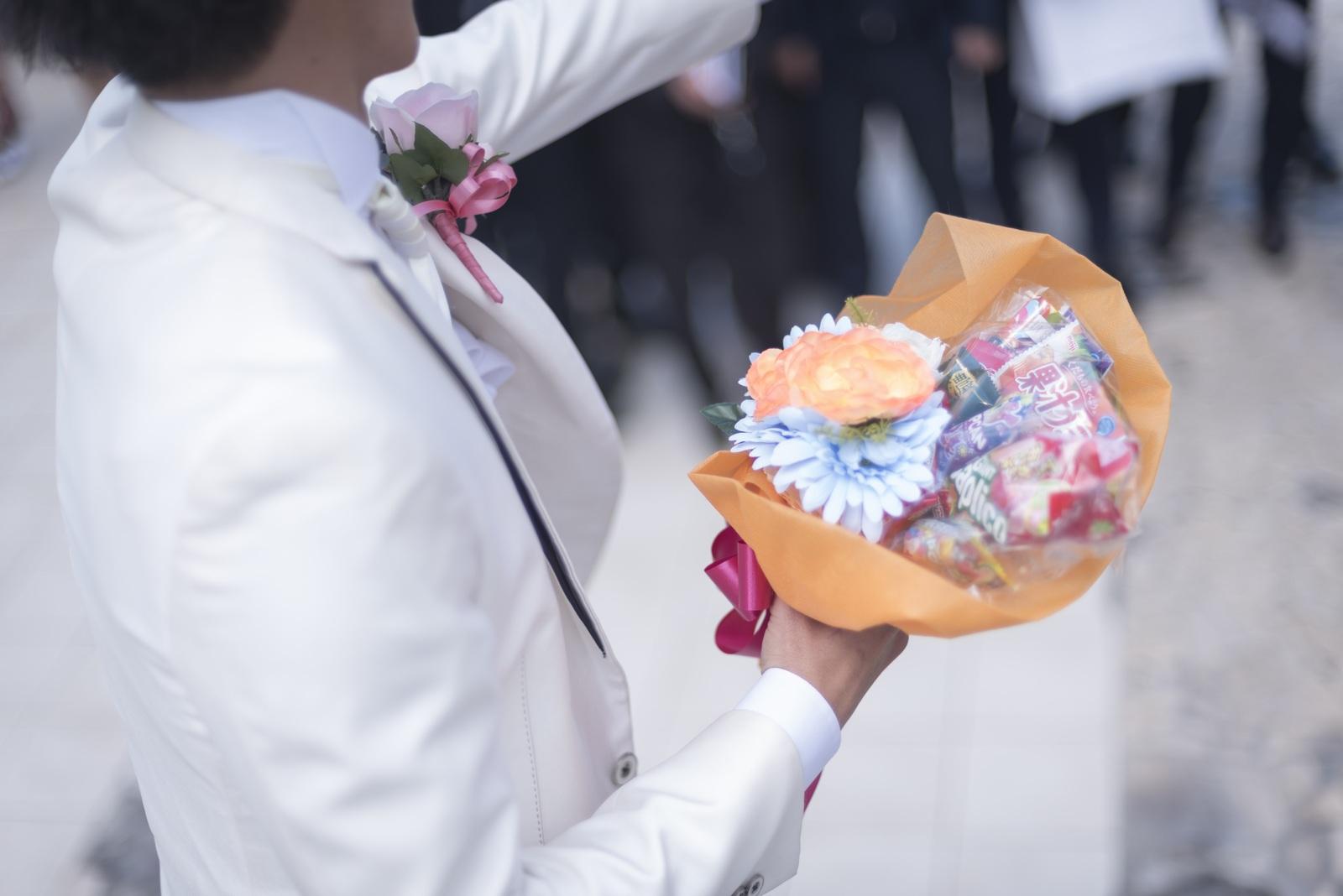 香川の結婚式場シェルエメール&アイスタイル お菓子トス