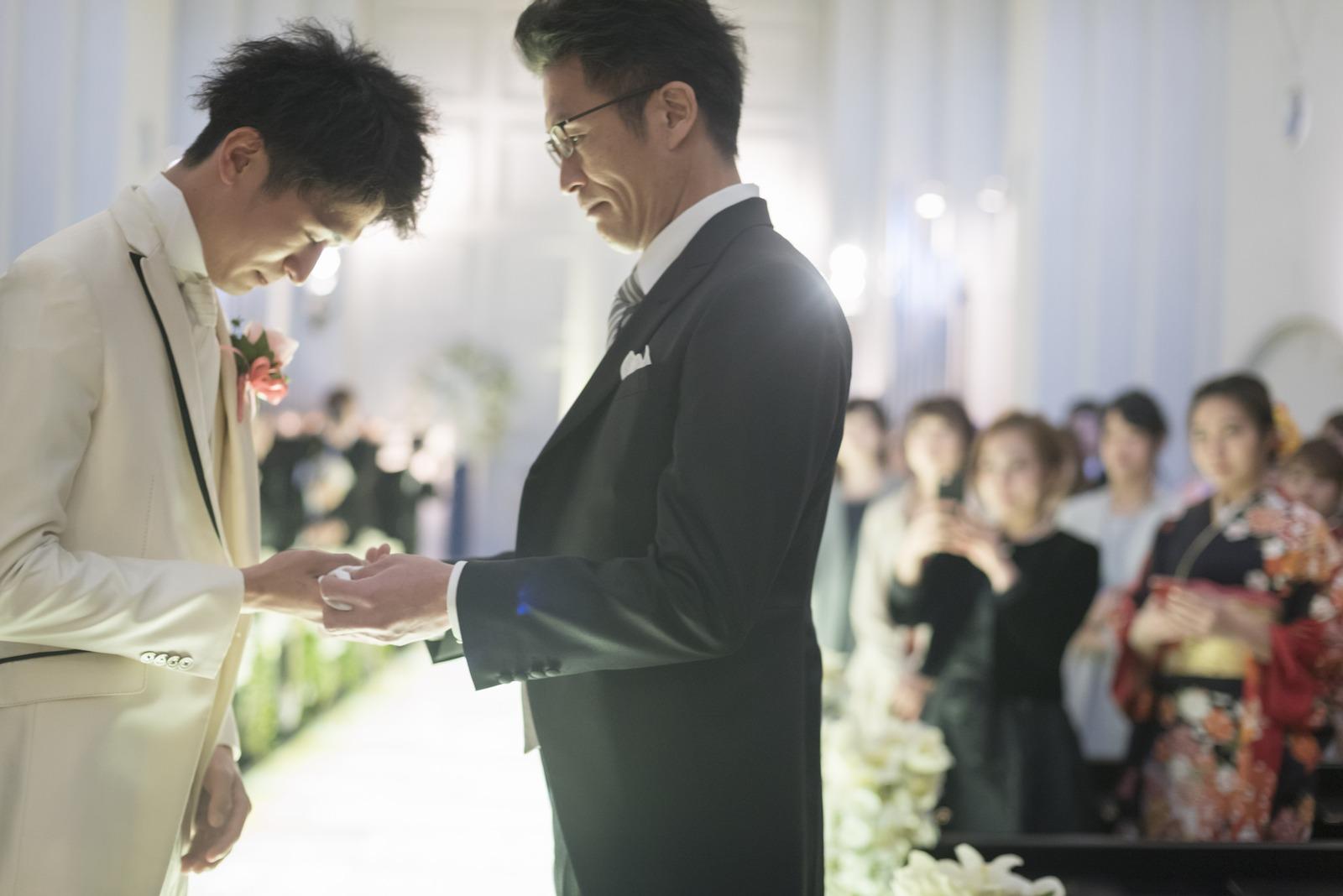 香川の結婚式場シェルエメール&アイスタイル 挙式