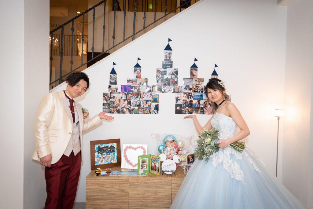香川の結婚式場シェルエメール&アイスタイル お見送り