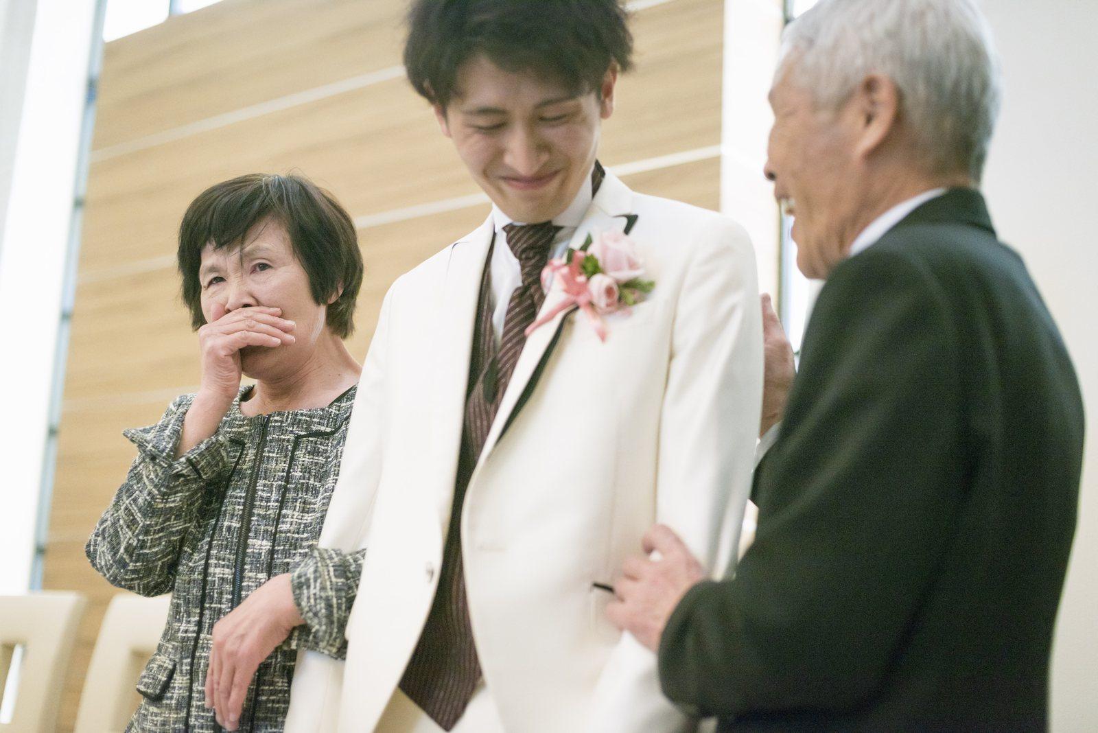 香川の結婚式場シェルエメール&アイスタイル お色直し退場